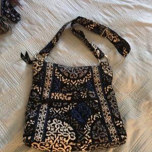 Vera Bradley shoulder bag, gently worn
